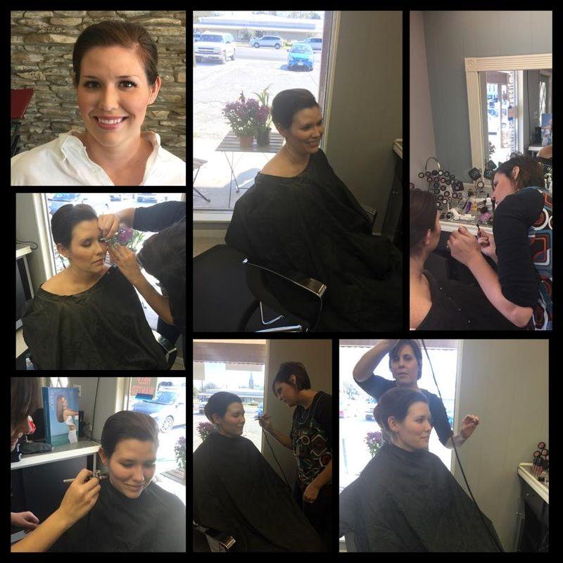 Bridal Hair - Troyce Raleigh Salon - (830) 992-3236