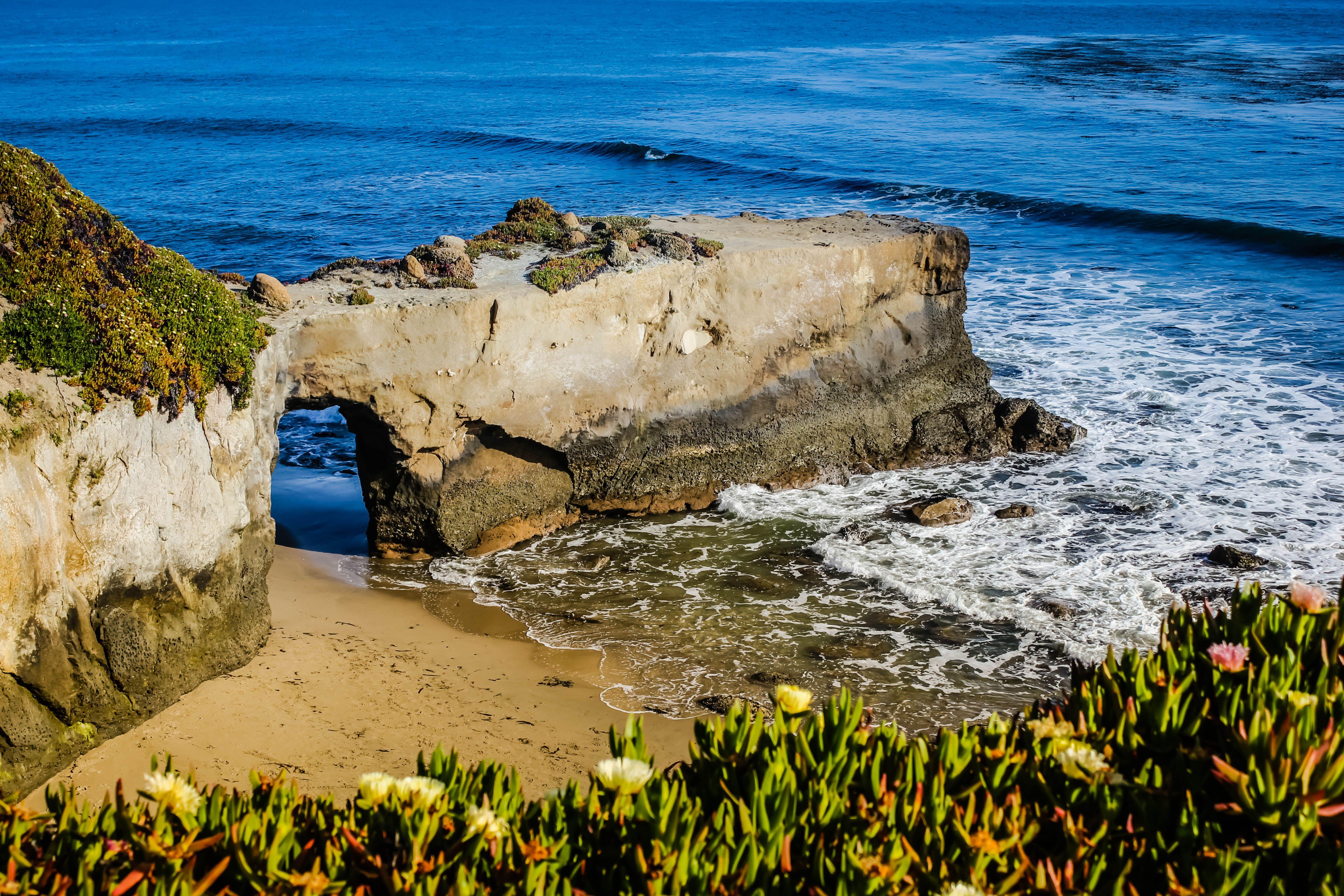 Wallpaper Download Summer Ocean View From Santa Cruz Ca Northern California Travel California Wallpaper California Travel