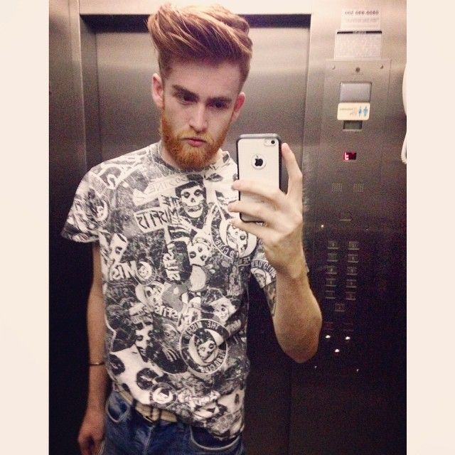 #men #style #man #hairstyle #fashion #hair #tattoo