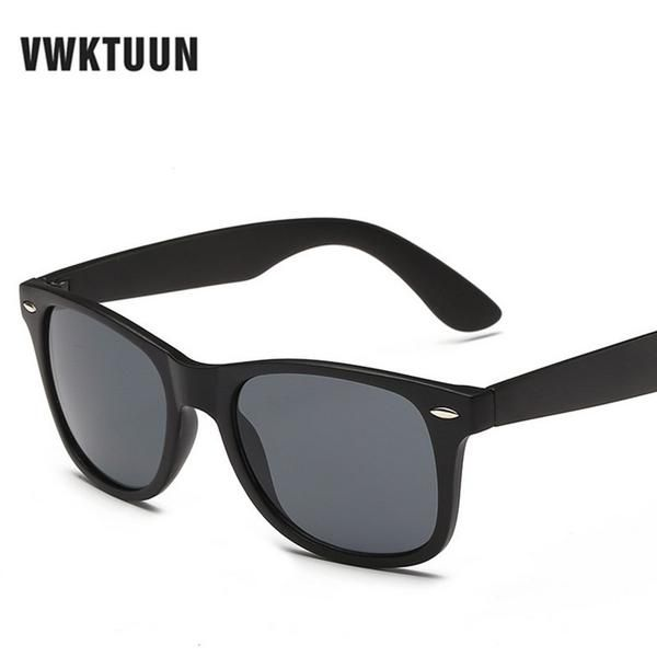 69161cbf40 FuzWeb VWKTUUN Sunglasses Men er Mirror Shades For Women Outdoor Sports Eyewear  Sunglass UV400 Oculos