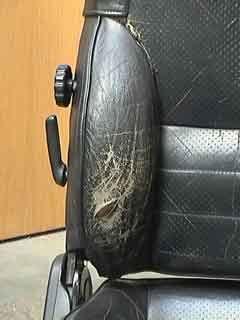 Leather Upholstery Repair >> Complete Leather Repair Kit Leather Repair Upholstery