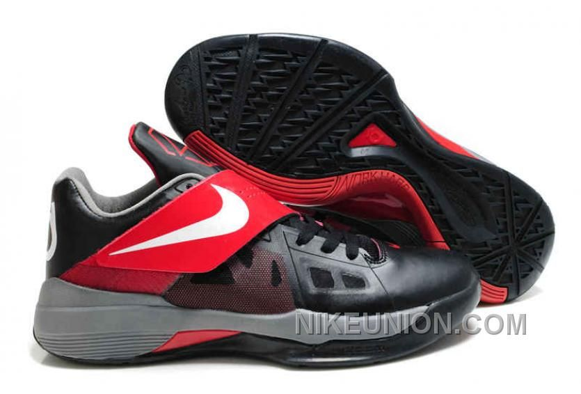 8872fb65a362 http   www.nikeunion.com nike-kd-4-shoes-black-white-red-for-sale ...