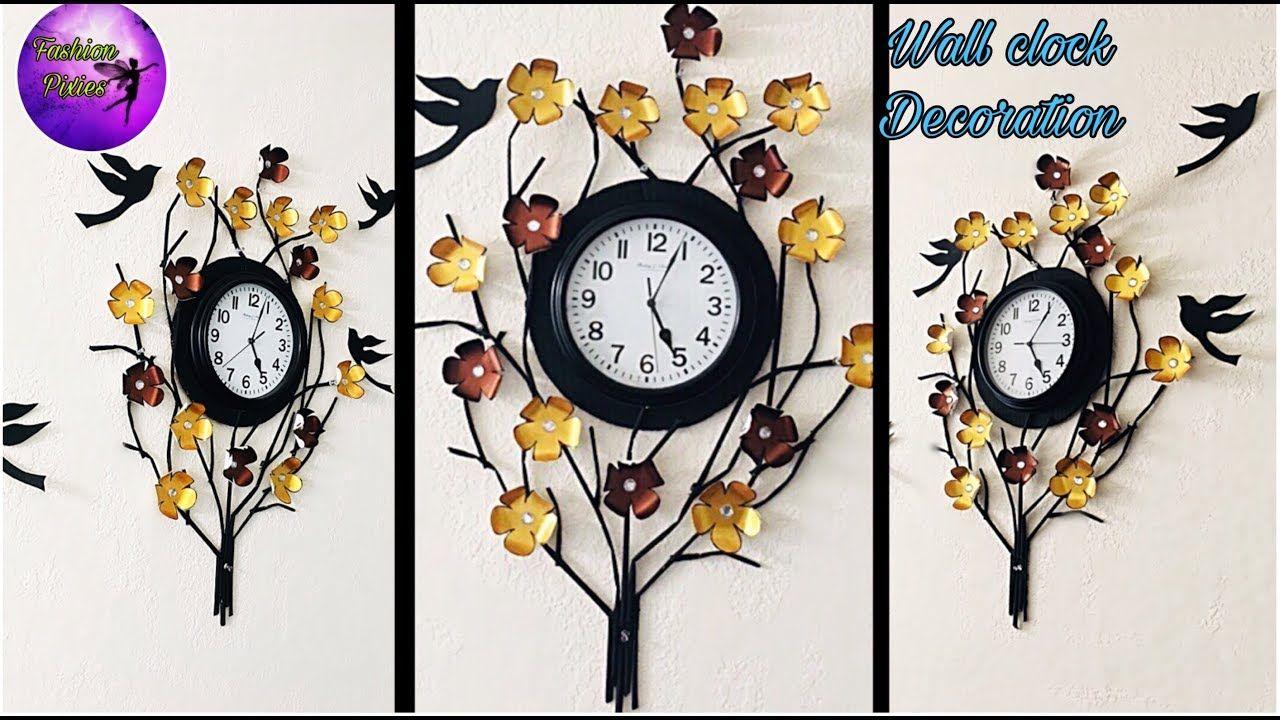 Wall Clock Decoration Wall Hanging Decoration Wall Decoration
