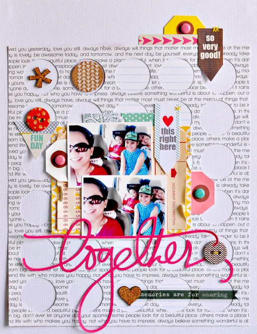 New Weekly Feature 10 Layouts We Love Scrapbook Ideas
