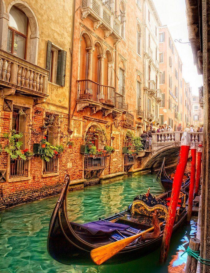 Venice, of course.