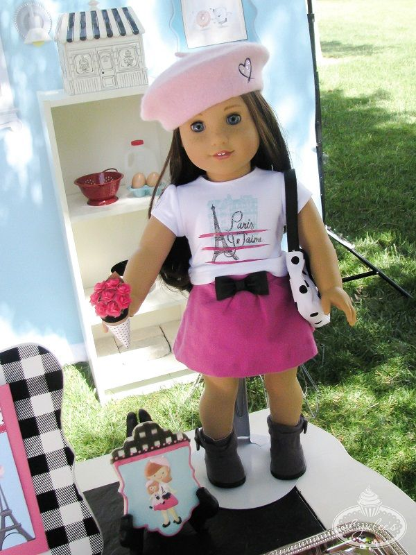 how to become an american girl doll