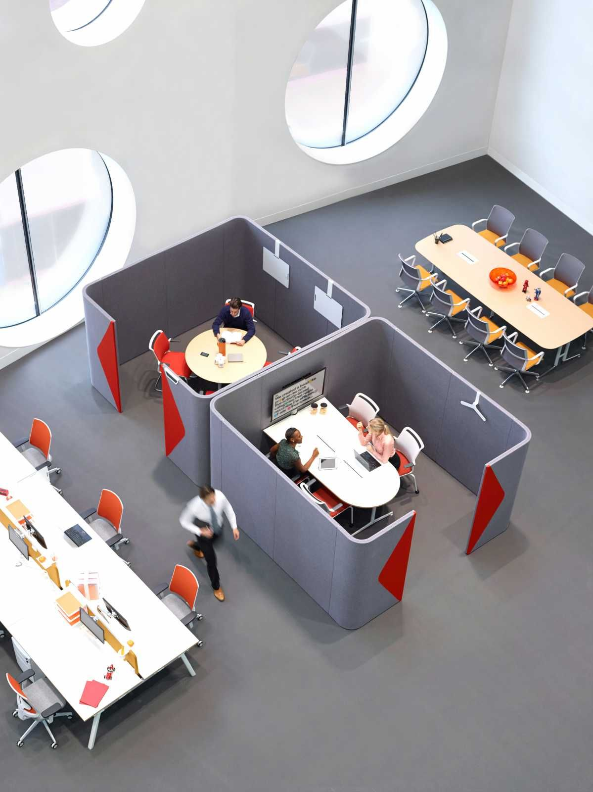 Zenith Interiors: Haven Pod Team Resource | Office ...