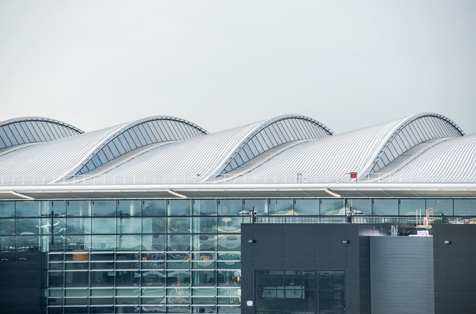 Airport Roof Material Google 검색 Roofing Roof