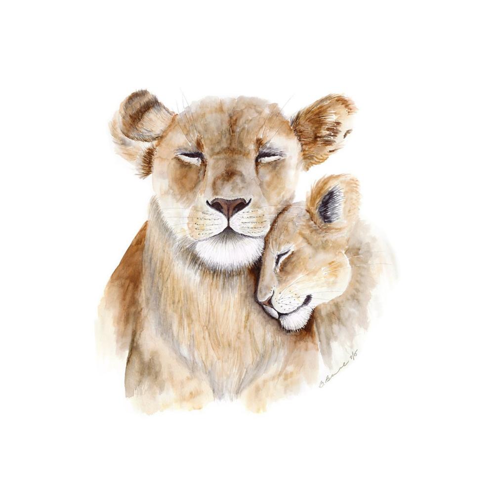 Safari Nursery Decor Lion Wall Art Animal Nursery Print Mom Etsy Baby Animal Art Safari Art Lion Wall Art