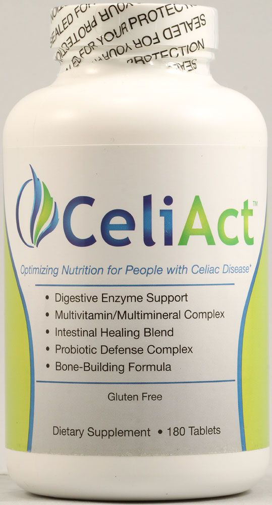 CeliAct Optimizing Nutrition for People with Celiac ...