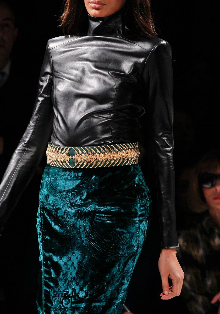 ANDREA JANKE Finest Accessories: 'Must-Haves' by BALMAIN Fall/Winter 2012/13