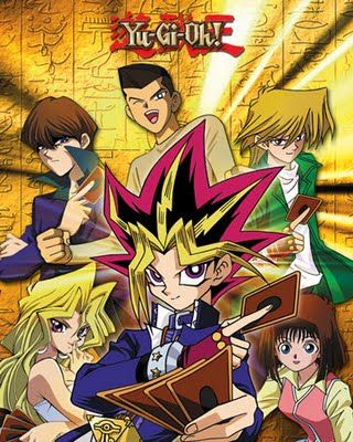 Yu-Gi-Oh ~~ So much fun old school for kids and adults alike!