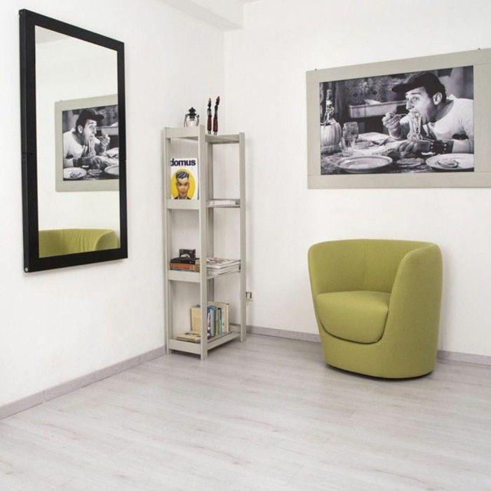 Tolle Veispiele Für Multifunktionsmöbel Für Kleine Wohnungen. Spiegel  Vorher Bügelbrett