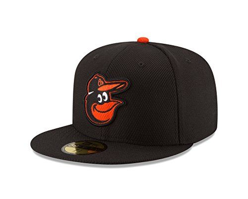 cc94352df92d9 Baltimore Orioles Batting Practice Hats. Baltimore Orioles New Era Game  Diamond Era 59FIFTY Fitted Hat - Black Mlb ...