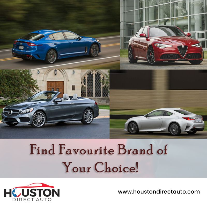 Houston Direct Auto Is The Right Place You Find Your Favourite Top Brand Used Car Reach Our Inventory To Get Your Dream Car Today Houst Used Cars Dream Cars Cars For
