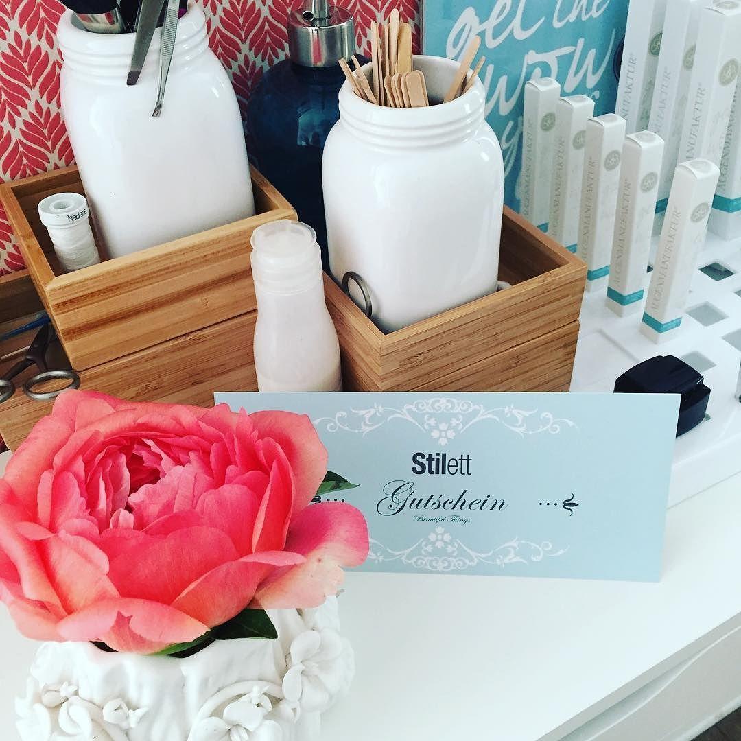 Stilett Boutique  Bei uns gibt es auch Gutscheine #Microblading #browbar  #augenbrauen #wimpernlifting #grownalchemist #glominerals #wahe #laqaandco #allaboutbeauty #reutlingen #lindachstrasse by stilett_boutique