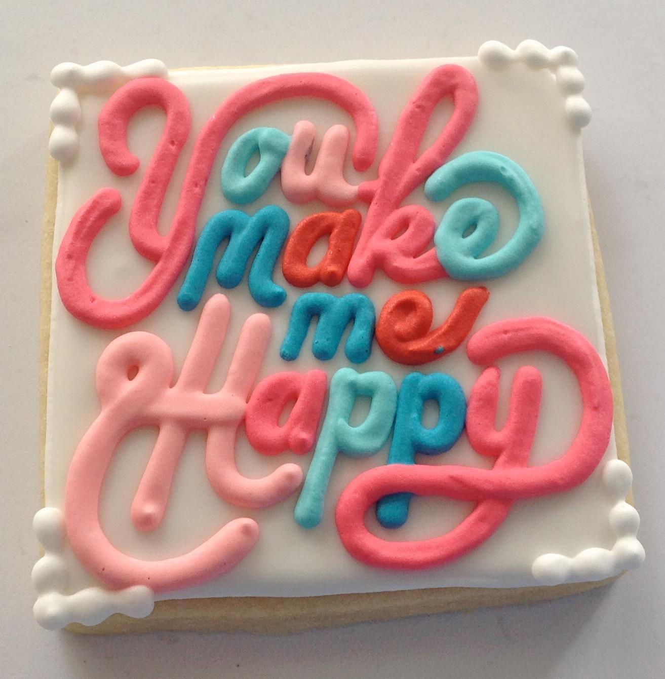 Valentines - Hayley Cakes and Cookies