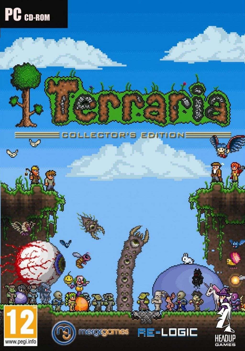 10 Games Like Terraria Sandbox Adventure Games Квест и