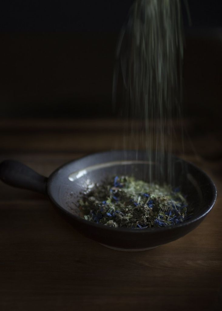 Meditation Tea recipe from The Sunday Steep at Mountain Rose Herbs!