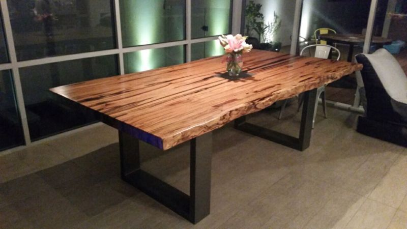 Bespoke solid timber furniture jarrah marri tuart for 10 seater dining table perth