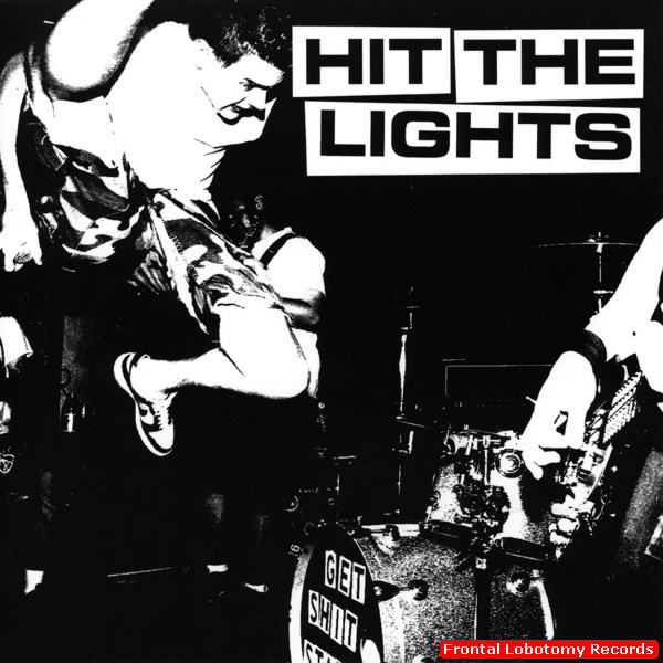 Hit The Lights – Hit The Lights Test Pressing | New stock