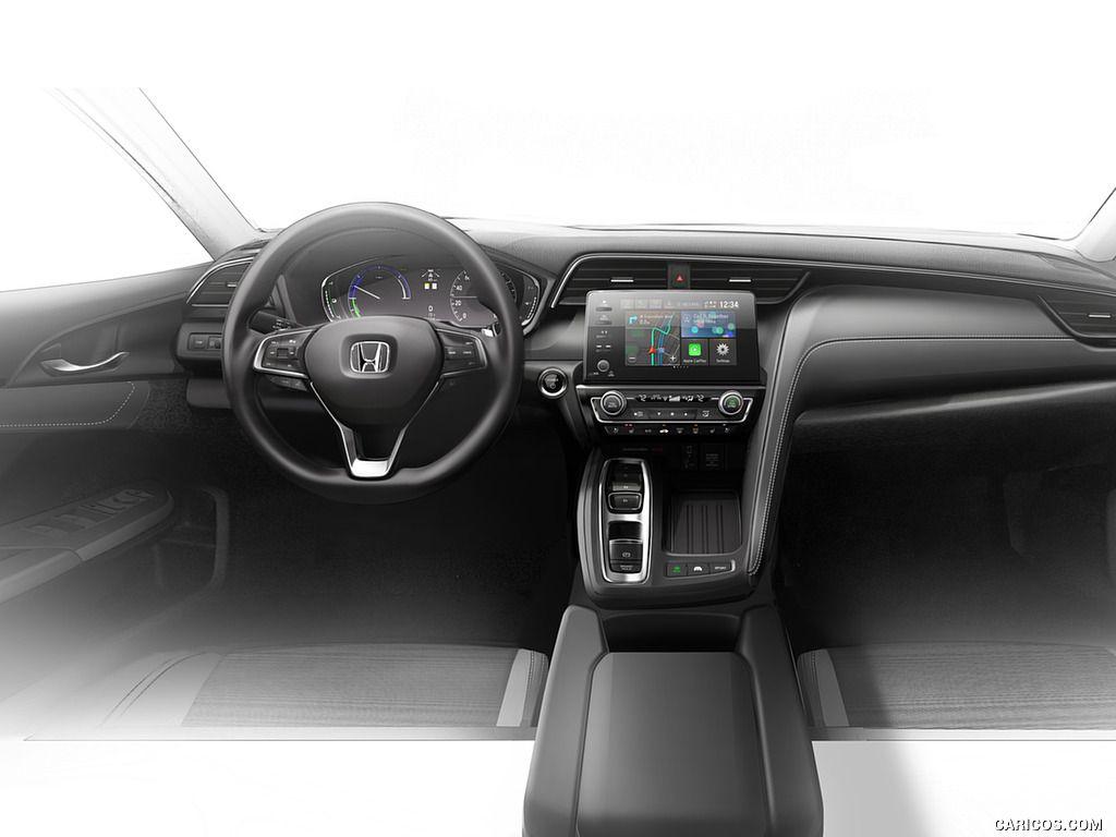 2018 Honda Insight Concept Wallpaper In 2020 Car Interior Design Honda Insight Car Interior Sketch