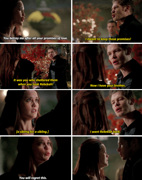#TheOriginals3x07