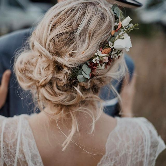 beautiful bride lena #photo @muse.and.mirror #flowers