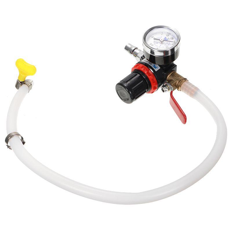 Car Radiator Cooling System Leakage Water Tank Pressure Detector
