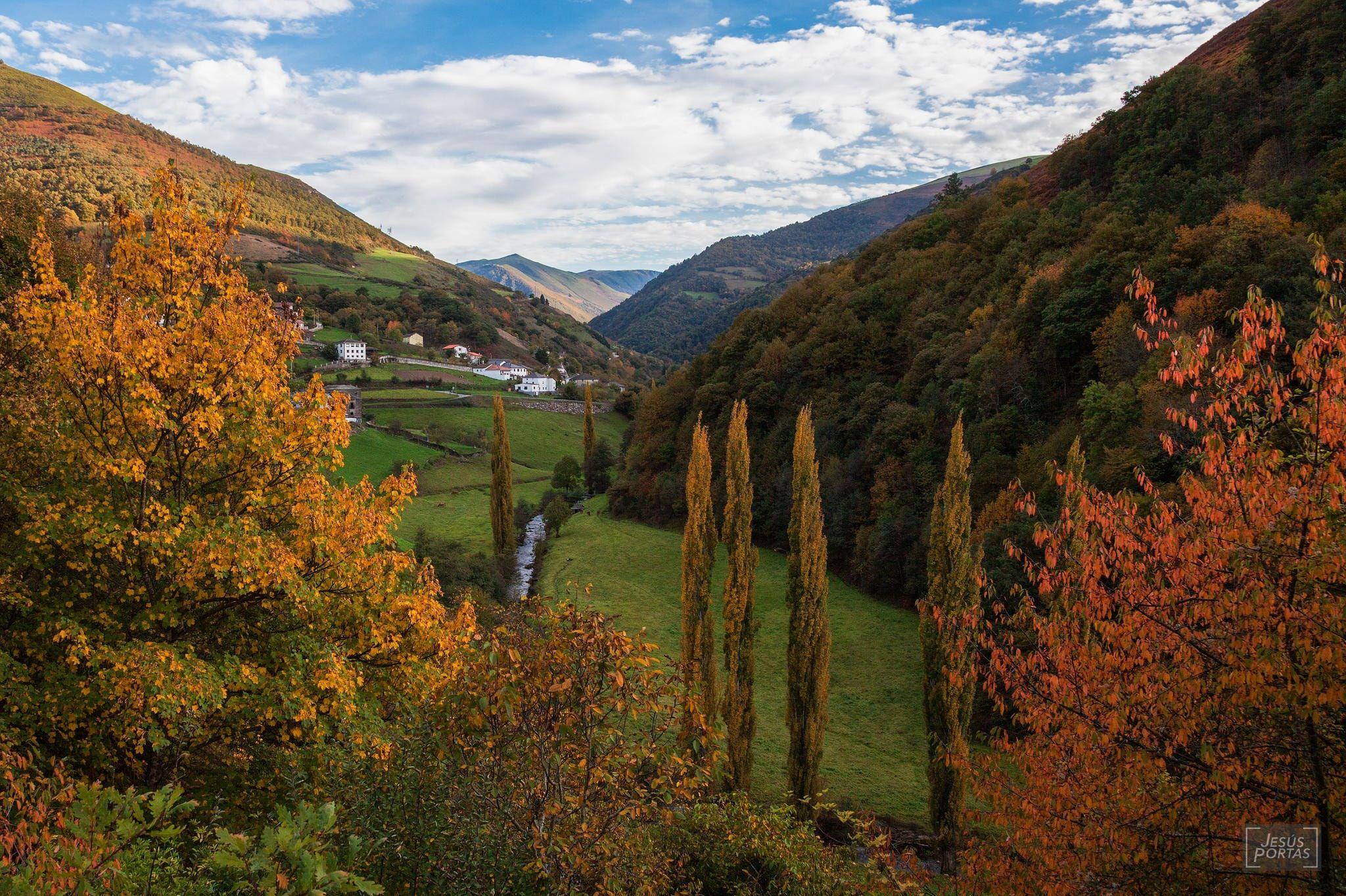 Carballo autumn -