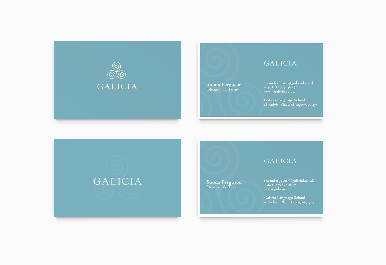 Galicia Hausman Graphics Is A Graphic And Web Design Studio Based In Glasgow Scotland Logo Branding Identity Brand Logotype Minimal Web Design Agency