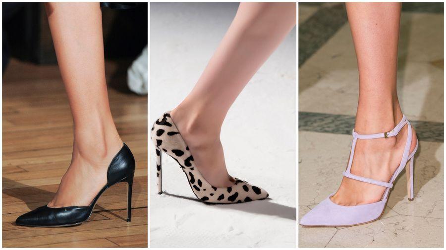 Modne Szpilki Wiosna 2016 Heels Kitten Heels Fashion