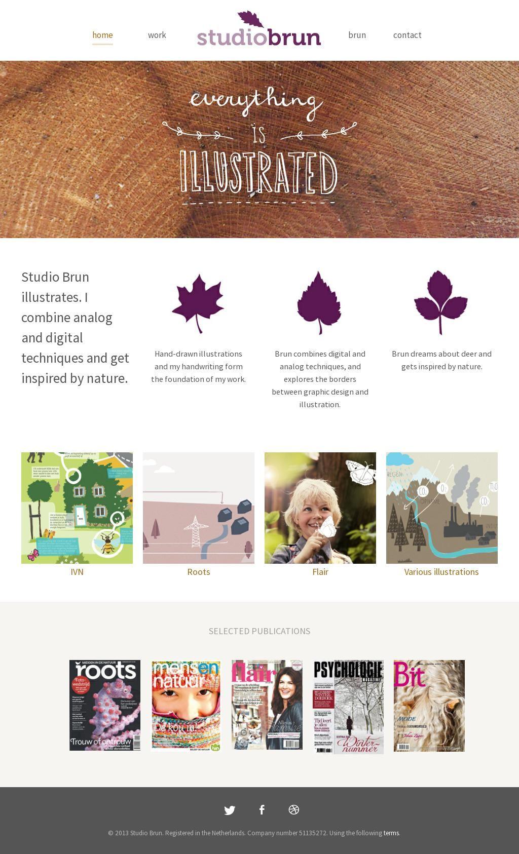 #studio creative #website