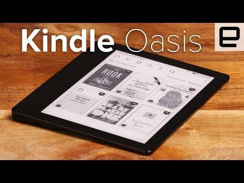 140cdbf9f5dfac Kindle Oasis review Kindle Oasis, Amazon Kindle, Books, Livros, Livres, Book