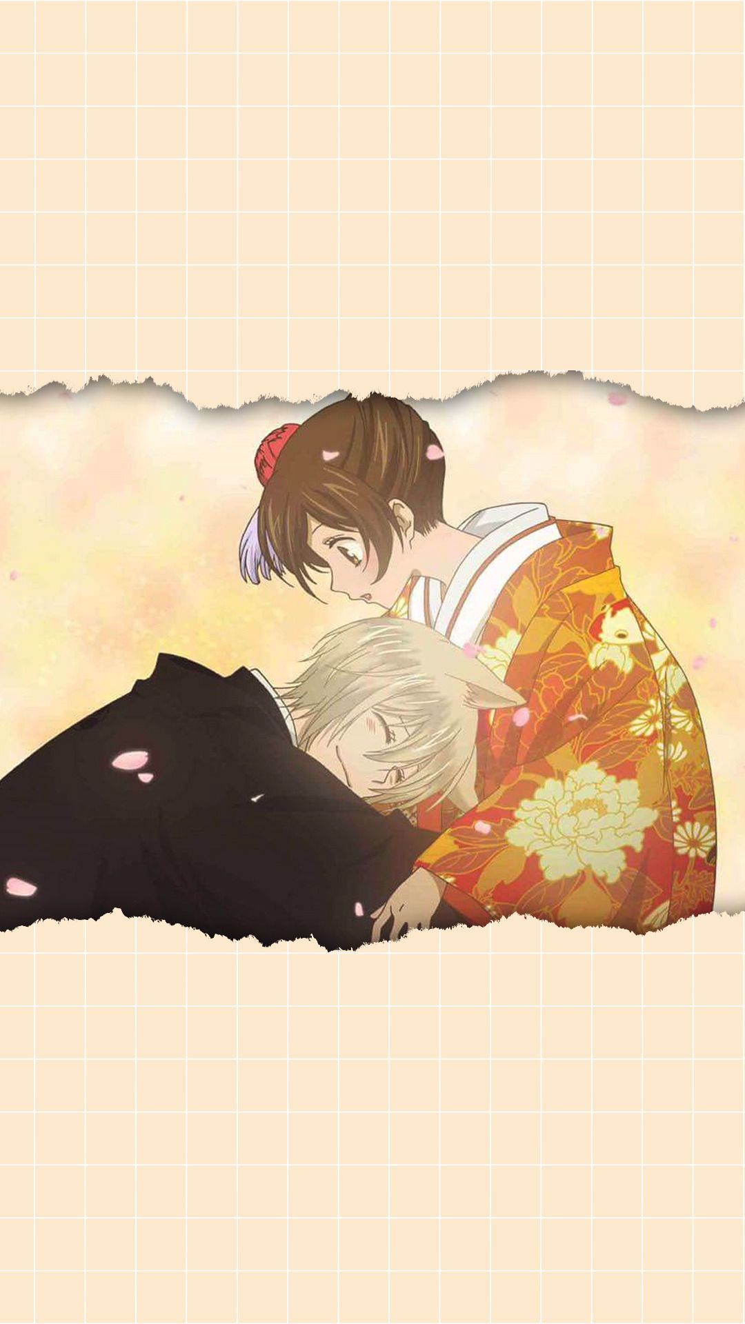 Wallpapers And Lockscreen Kamisama Hajimemashita If You Downloaded Rb Romantic Anime Anime Friendship Kamisama Kiss