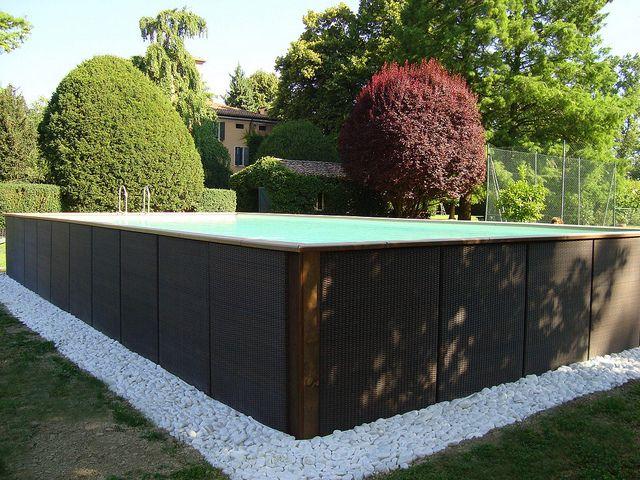 DvCountry510_3 Small backyard pools, Rectangle pool