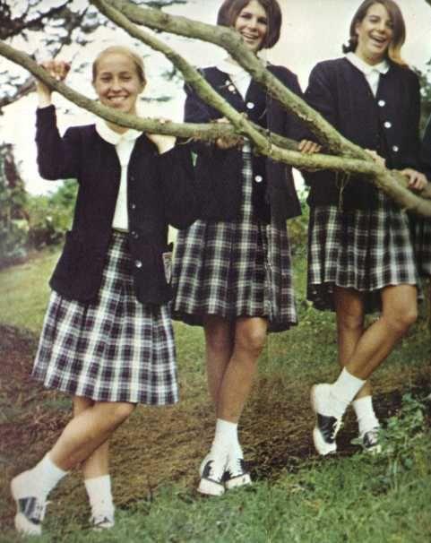 Presentation Girls High School San Francisco Uniform Uniform