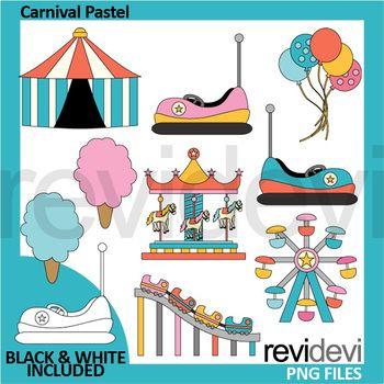 Carnival Clip Art Pastel Colors Clip Art Pastel Colors Art