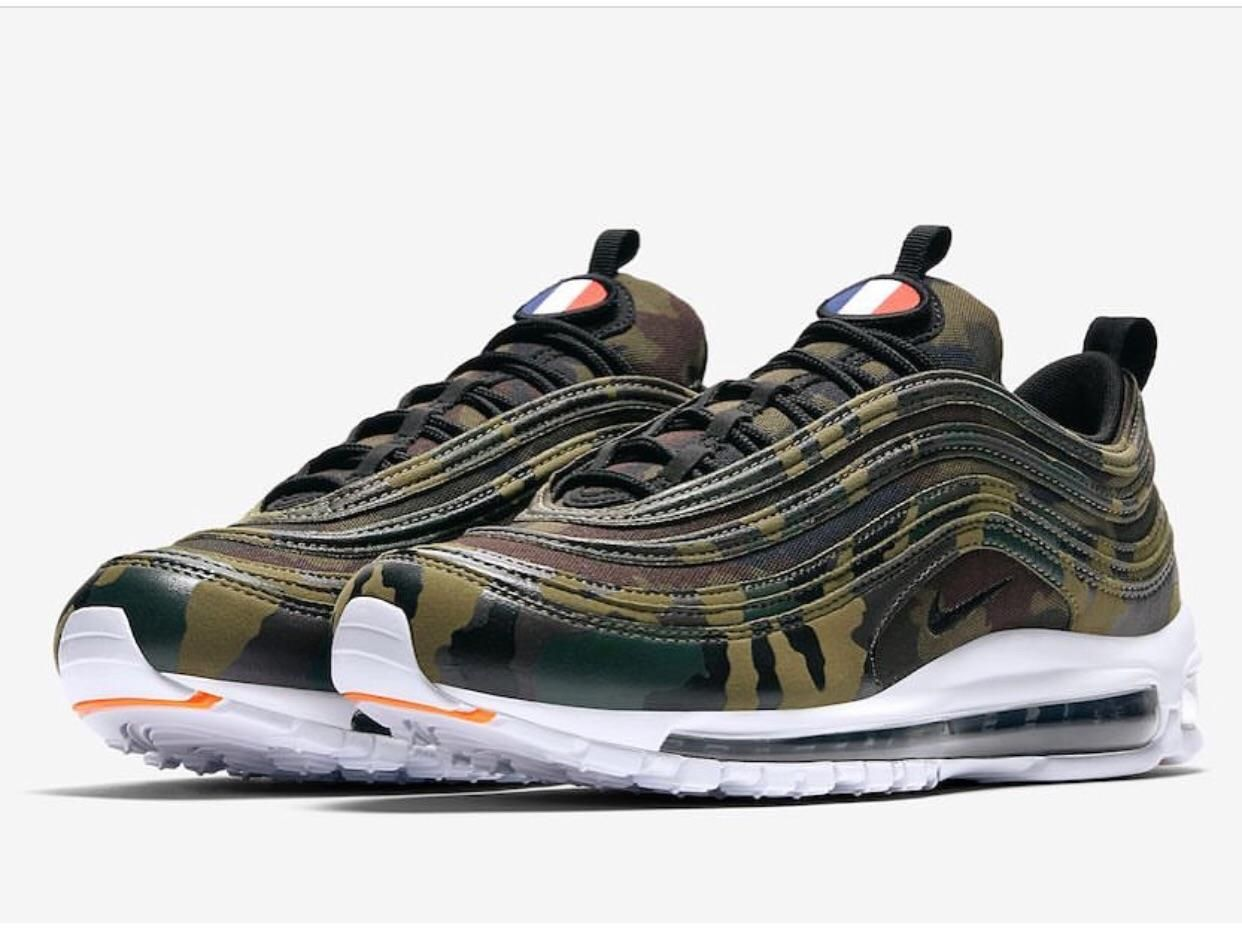 opinions on the french camo 97s releasing in late december