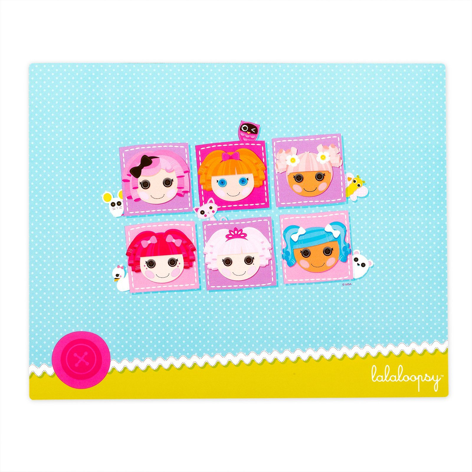 placemats | Kitchen | Pinterest | Lalaloopsy, Activities and Party games