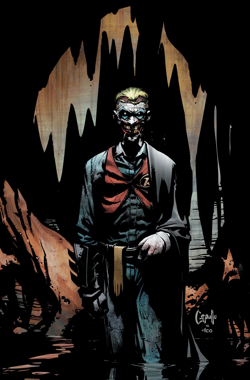 BATMAN #16 (9/10)