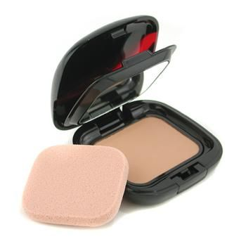 Click Image Above To Purchase: Shiseido Face Care, 10g/0.35oz The Makeup Perfect Smoothing Compact Foundation Spf 15 (case + Refill) - I60 Natural Deep Ivory For Women