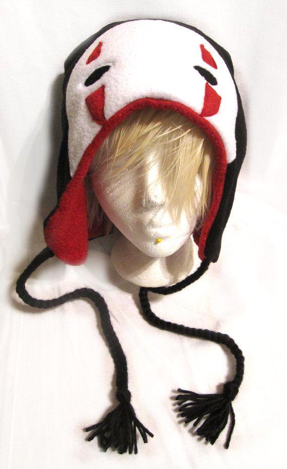 No Face / Kaonashi Spirited Away Fleece Hat | Kein Gesicht, Gesicht ...