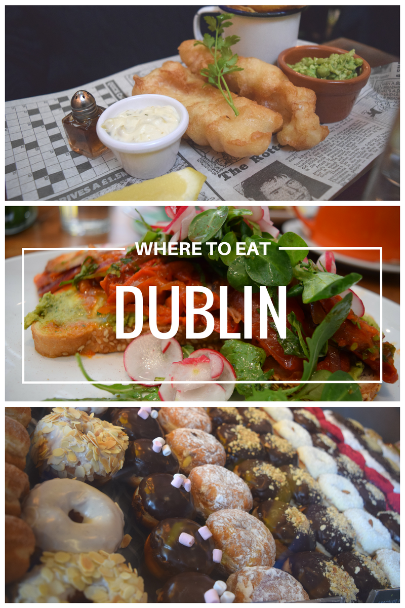 Where to Eat in Dublin - Planes, Trains and Champa