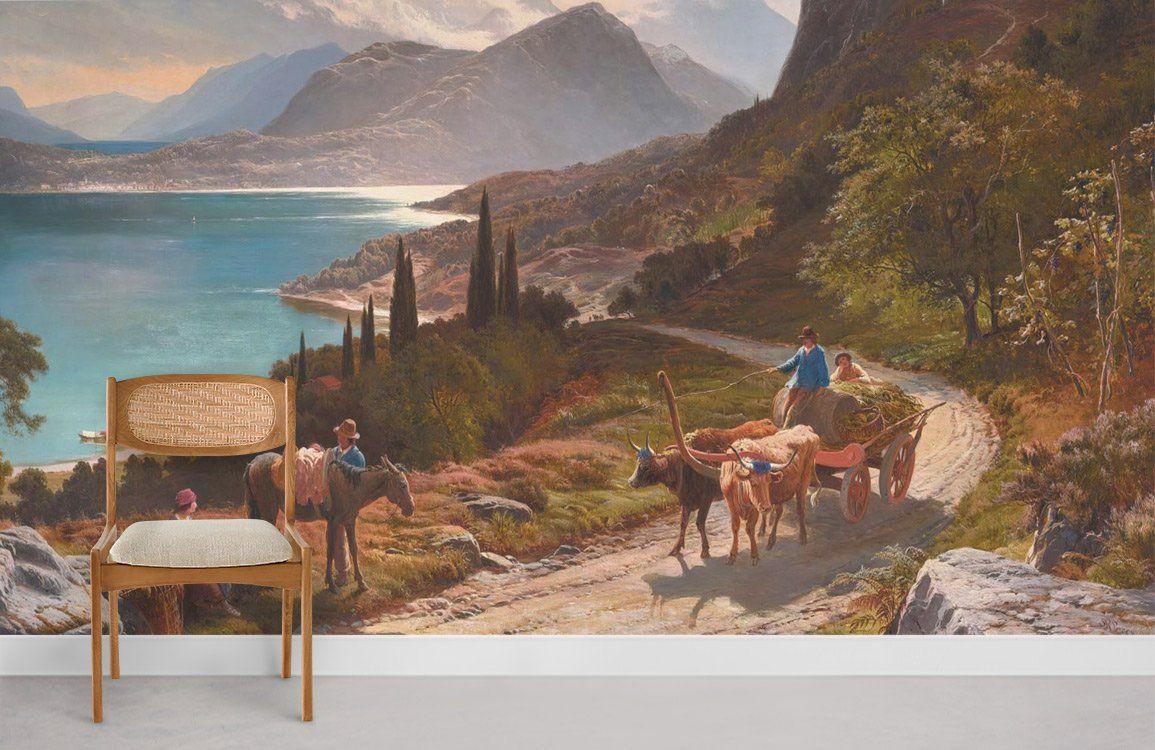 Sidney Richard Percy - Peel and Stick