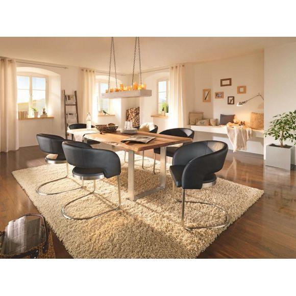 Esstisch von NOVEL exzellente Qualität aus Echtholz Esszimmer - esszimmer echtholz