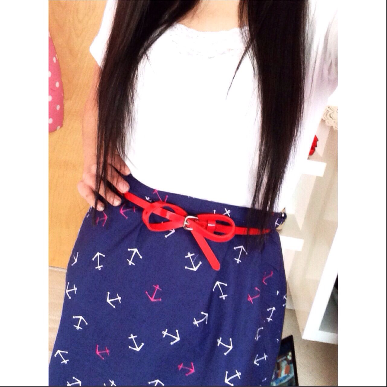 Anchors and Bowss! Follow @Modestlyhot on ig!!