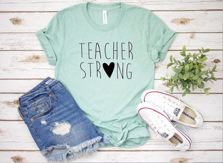 Pin On Teacher Shirts