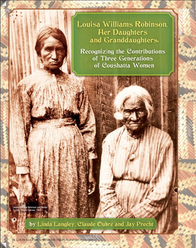 coushatta hindu single women 1 in these consolidated appeals, the coushatta tribe of louisiana appeals a   chairman poncho and mr meyer executed the one-page work authorization.