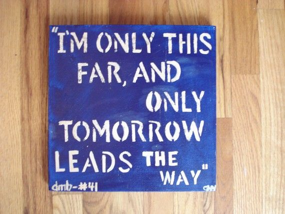 Handmade Painting Of Dave Matthews No.41 Song